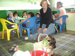 Volunteer programs in Ecuador